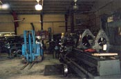 milling, inhouse and on-site service, fabrication